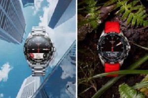 Neue Tissot Smart Watch