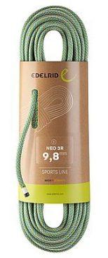 Edelrid NEO 3R 9,8 MM: Ein Seil hergestellt aus Seilen.