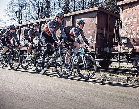 Laureus Sport for Good Foundation Germany schließt Partnerschaft mit Maloja Pushbikers