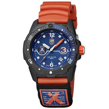 Luminox präsentiert Bear Grylls Survival