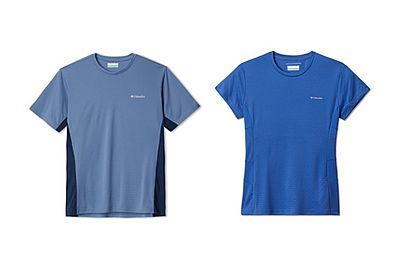 Columbia-Shirt