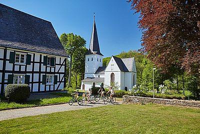 Bergische-Radtour
