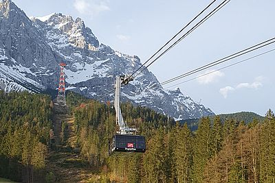 Pressebild Bayerische Zugspitzbahn_Seilbahn Zugspitze (002)