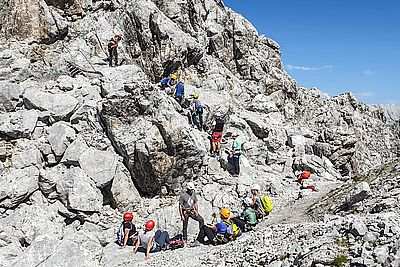 Klettersteig