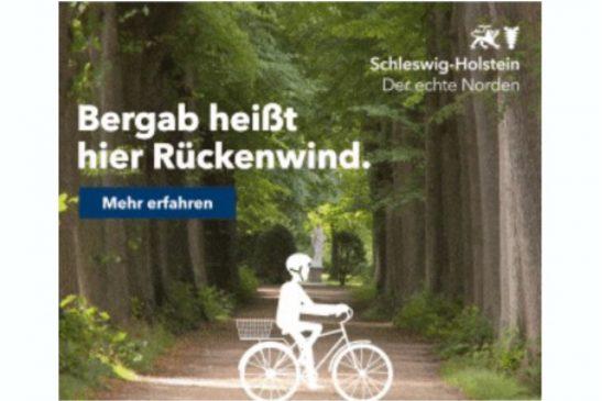 Radfahren in Holstein