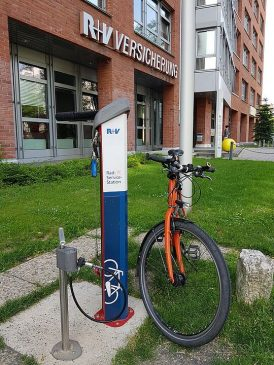 """ADFC-Siegel """"Fahrradfreundlicher Arbeitgeber"""" boomt"""