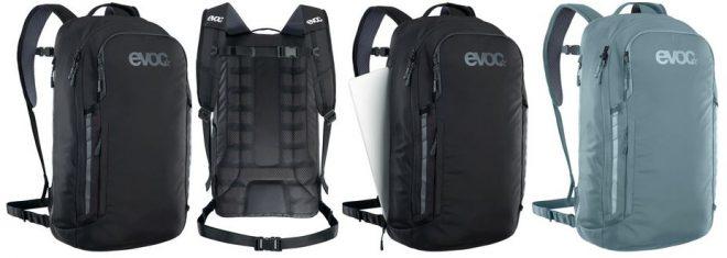 Ein Airbag-Rucksack fürs Radfahren in der Stadt